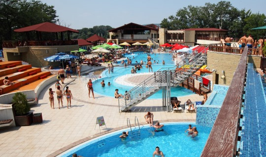 Danubia Hotel waterpark