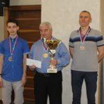 Viktor Gazik, Kiril Georgiev and Danilo Milanovic